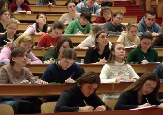 Как обирают харьковских студентов