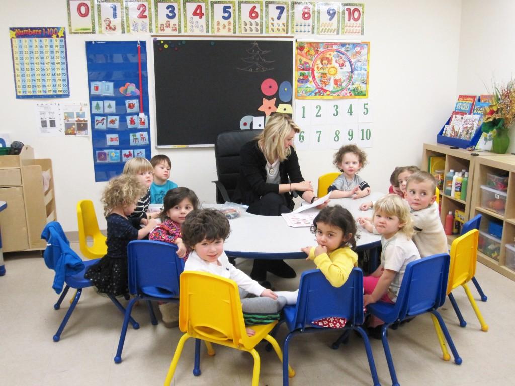 Русский детский садик. Фото из личного архива