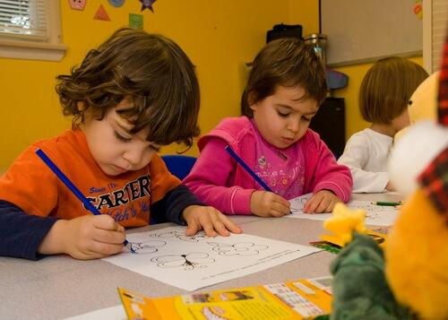 Лицей для малышей ELF в Роквилле, штат Мэриленд. Фото: Russianchildcare