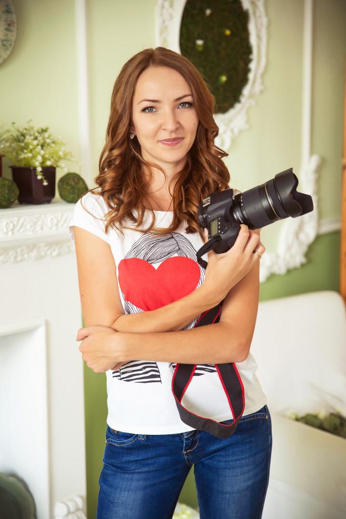 Елена Веллер еще в школе увлекалась фотографией, а сейчас сделала это своим бизнесом. Фото из личного архива
