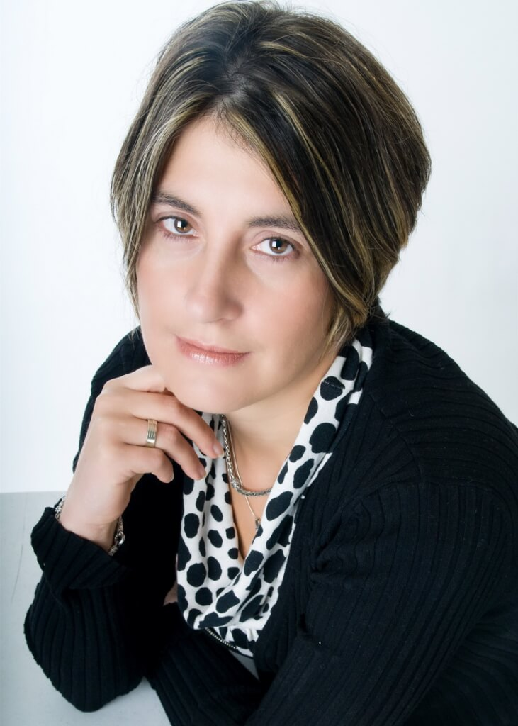 Яна Гуревич. Фото из ее личного архива