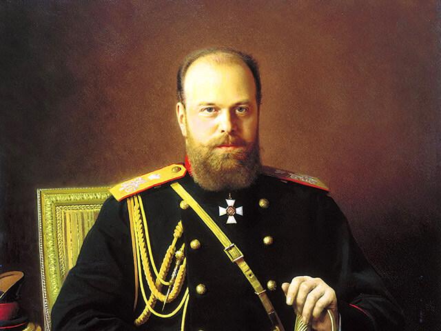 Александр III отец последнего российского монарха Николая II. Фото: Wikipedia.org