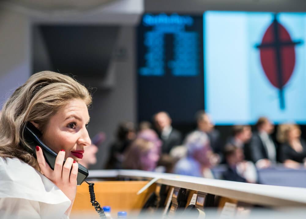 """За торги в """"Сотбис"""" покупатели потратили 726 миллионов долларов. Фото Павла Терехова"""