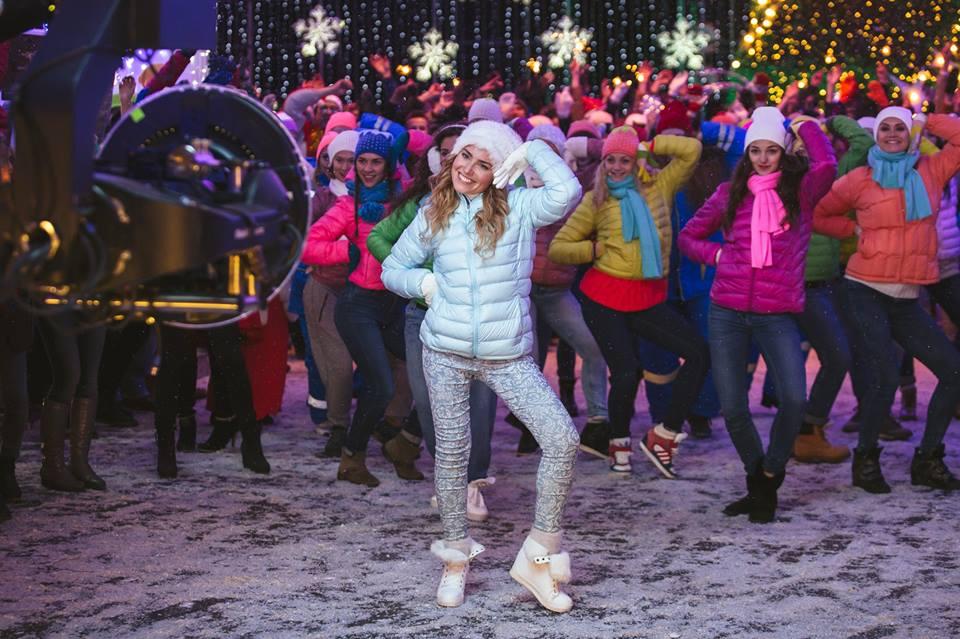 """""""Самый лучший день"""" - это новогодняя комедия , которая поднимет настроение в предверии любимого всеми праздника. Фото кинокомпании Bazelevs"""