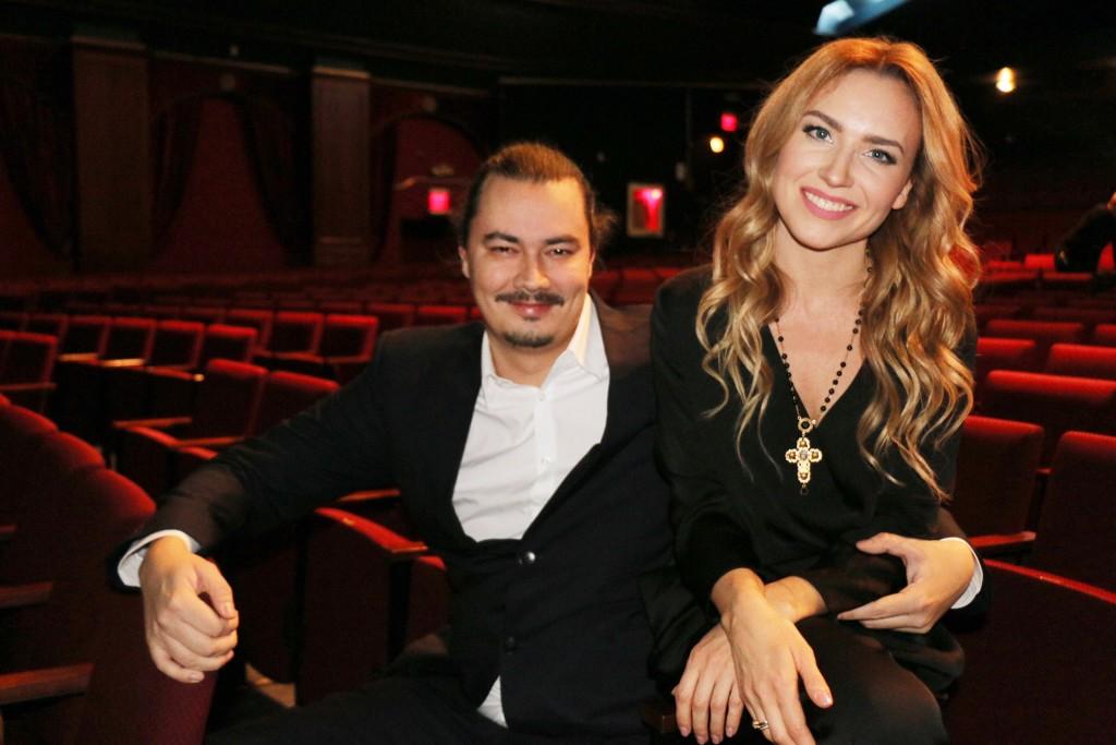Жора Крыжовников и Юлия Александровна надеются еще раз приехать в Нью-Йорк. Фото Дениса Чередова