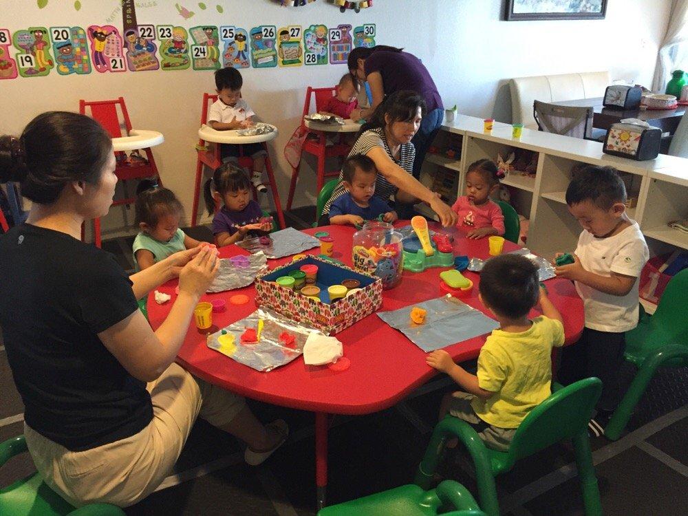 Как устроены детские сады в Америке forumdaily Китайский детский сад в Калифорнии Фото yelp landy chinese child care