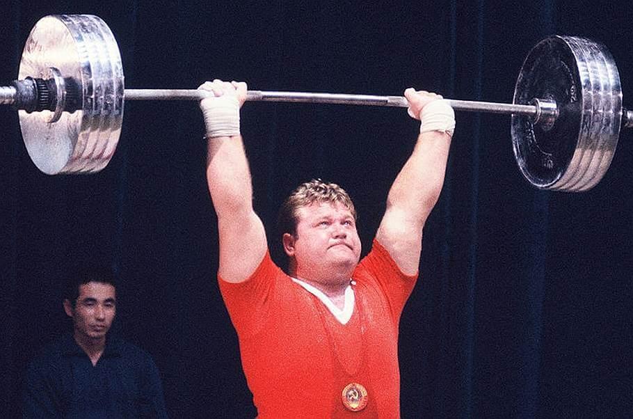 Кто самый известный русский советский спортсмен 3
