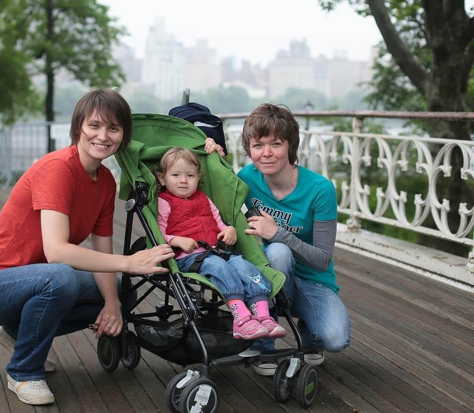 Семья Кузнецовых в свободное время любит отдыхать на свежем воздухе. Фото из личного архива Натальи Кузнецовой