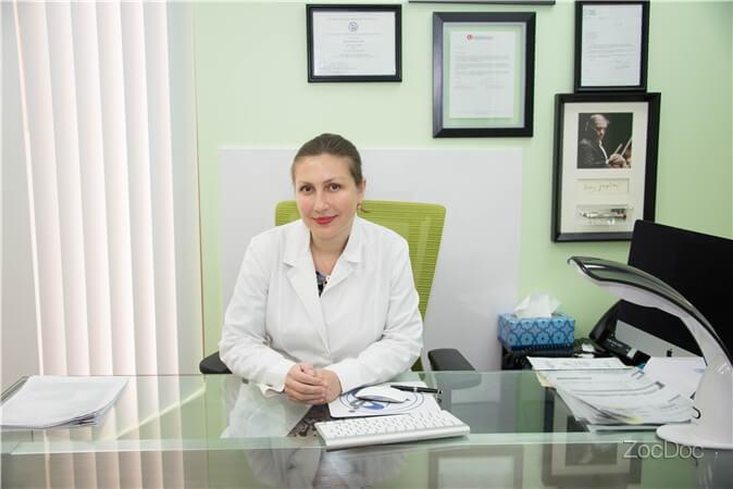 Доктор Марьяна Фото из личного архива