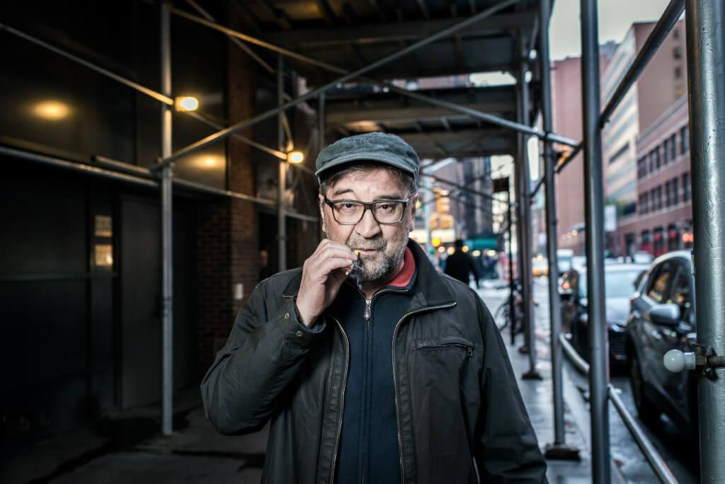 Юрий Шевчук в Нью-Йорке. Фото: Павел Терехов