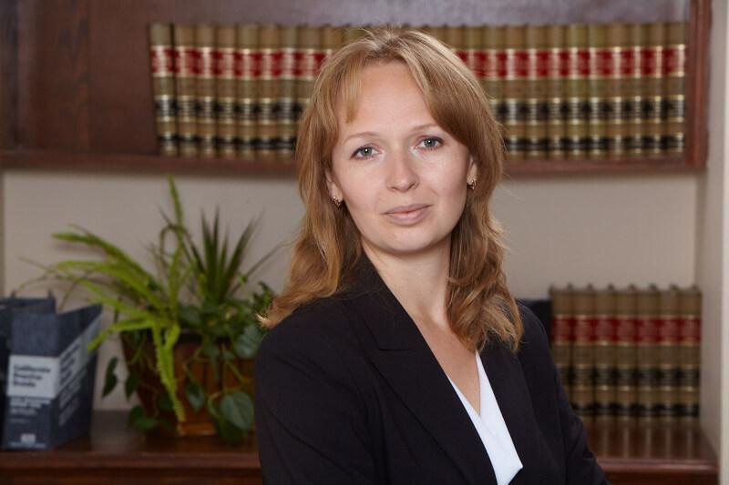 Адвокат Анна Цибаль занимается иммиграционными вопросами 15 лет. Фото из личного архива.