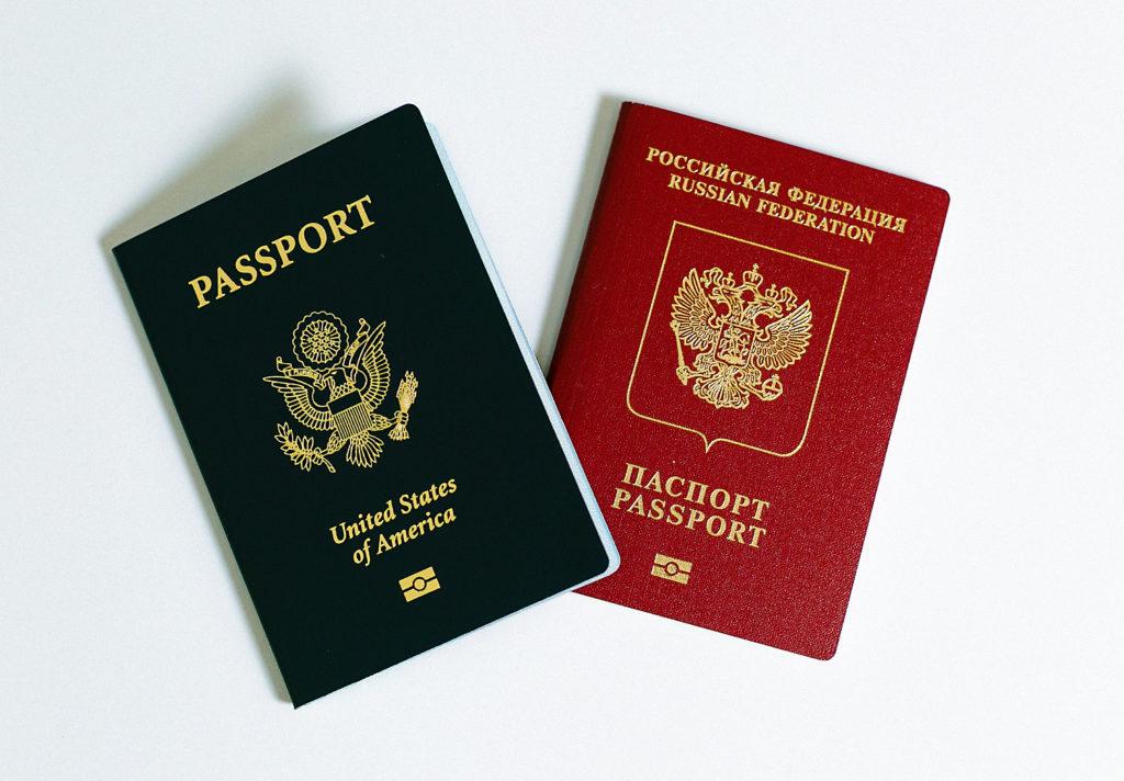 Ребенок россиян, рожденный в США, получает два гражданства — российское и американское. Фото Russian Passport Agency