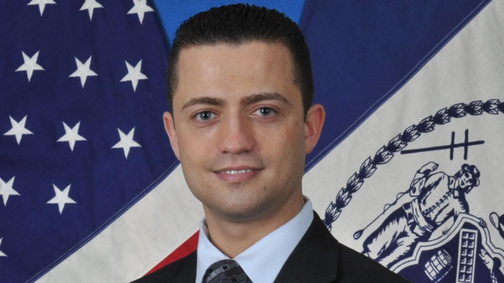 Михаил Белогородский всегда мечтал стать полицейским. Фото из личного архива