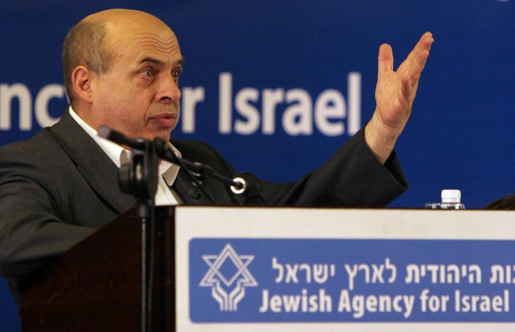 Натан Щаранский. Фото: Brian Hendler, пресс-служба Еврейского Агентства.