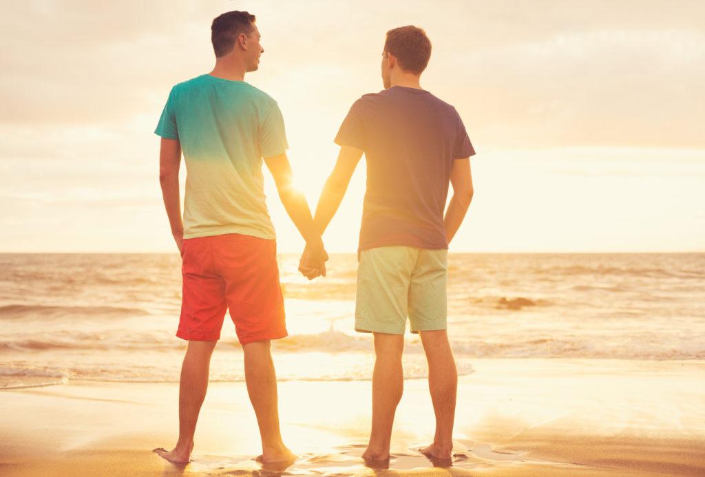 Однополый секс у мужчины с мужчиной в первый раз