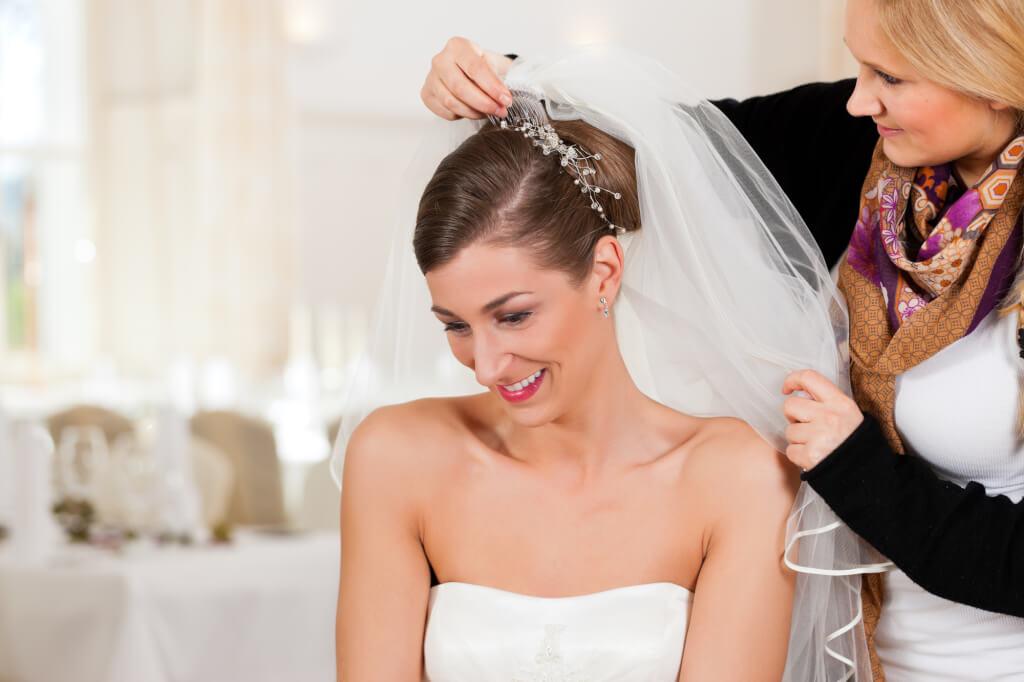 Большинство американцев предпочитает доверить организацию своей свадьбы профессионалу. Фото: depositphotos.com