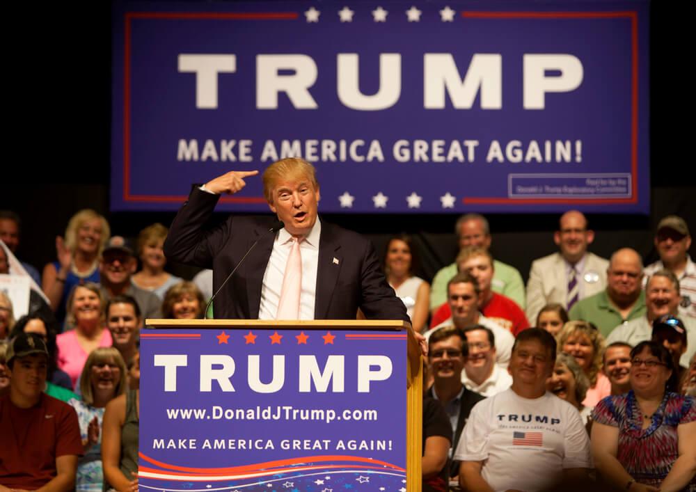 Трамп незнает дату выборов президента США
