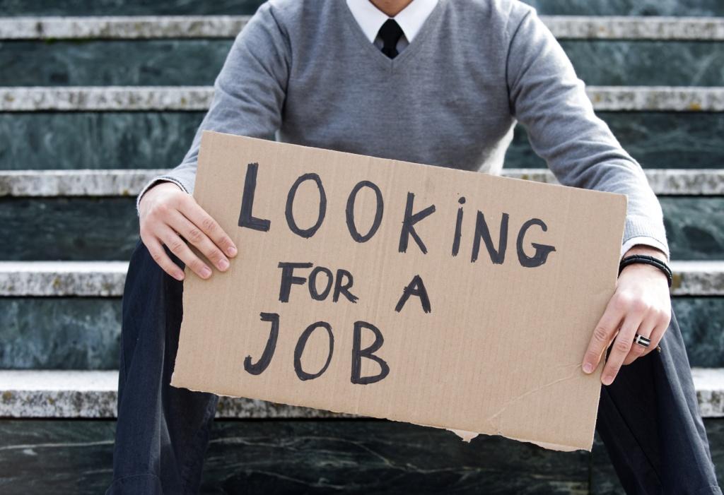 Вэкономике США вначале осени прибавилось 156000 рабочих мест