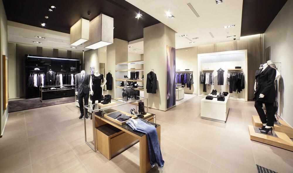 Дизайн магазинов и торговых центров в Москве