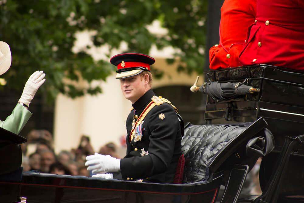 Принц Гарри. Фото: depositphotos.com