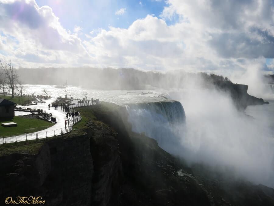 Ниагарский водопад. Фото автора