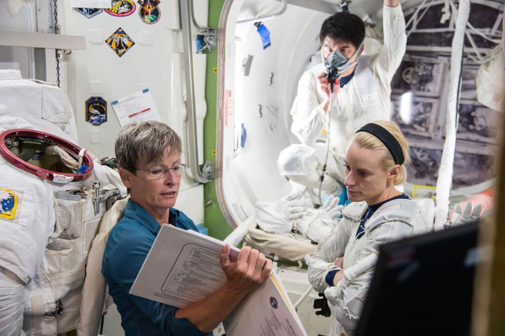 Американка установила космический рекорд