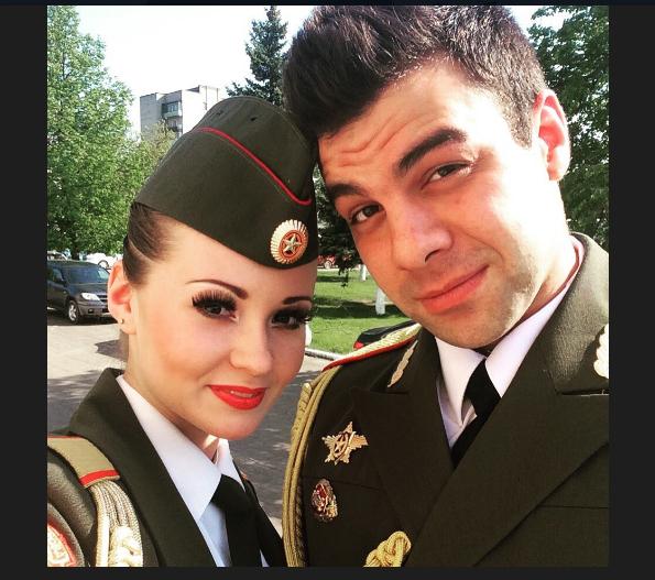 Михаил Васин и его невеста, 22-летняя Ралина Гильманова, должны были пожениться после возвращения из Сирии