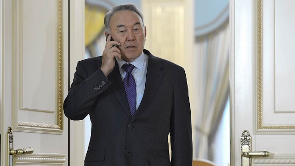 Трамп иНазарбаев побеседовали потелефону