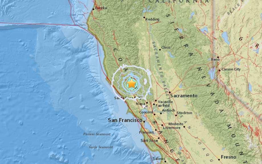 НаФилиппинах случилось сильное землетрясение