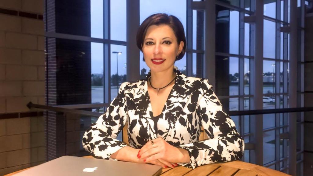 Елена Белоконь, основатель компании Flightbucks. Фото из личного архива