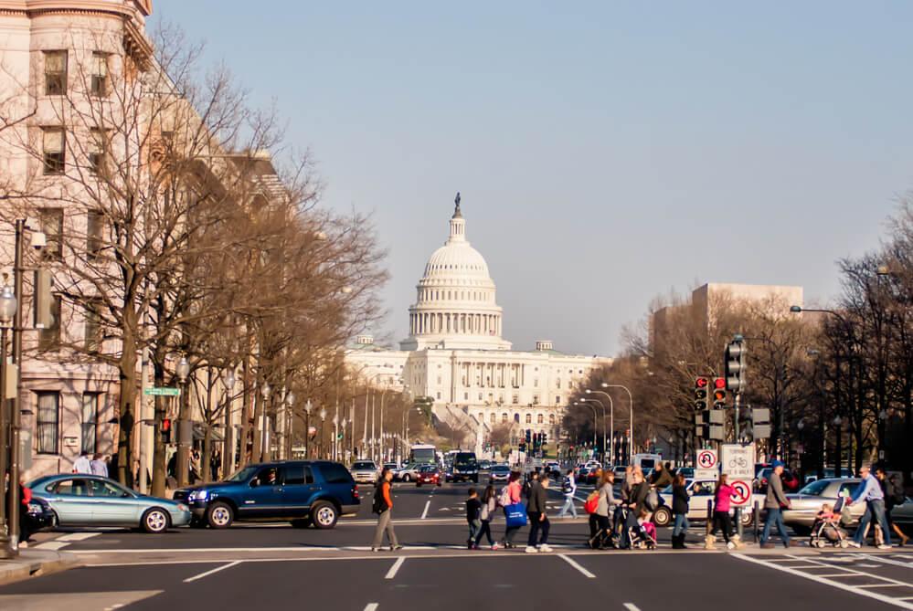 Вашингтон. Фото: Depositphotos
