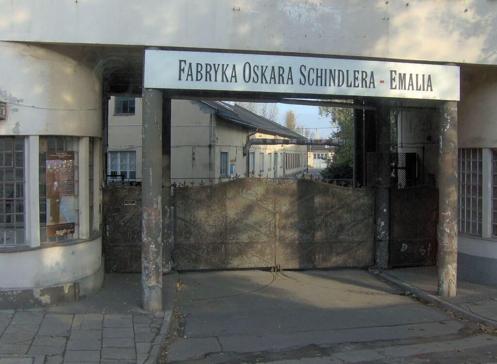 Фабрика Шиндлера в Кракове, 2006 год. Фото: wikipedia.org