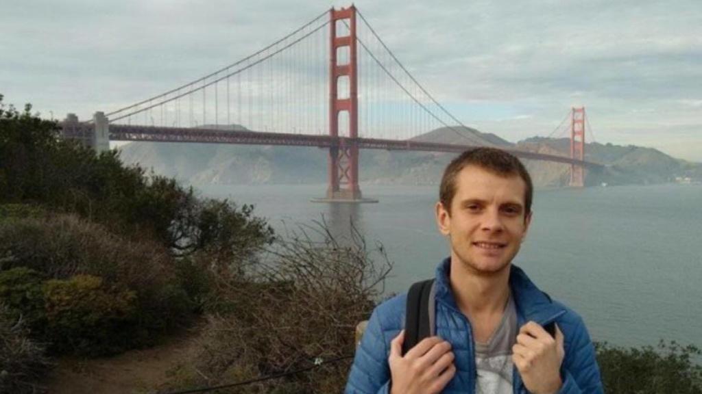 Денис Давыдов сейчас находится в иммиграционной тюрьме. Фото из личного архива