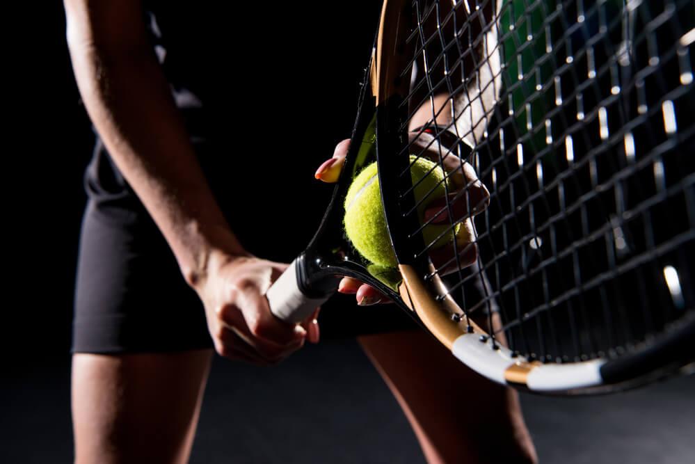 Сексуальные теннисные матчи