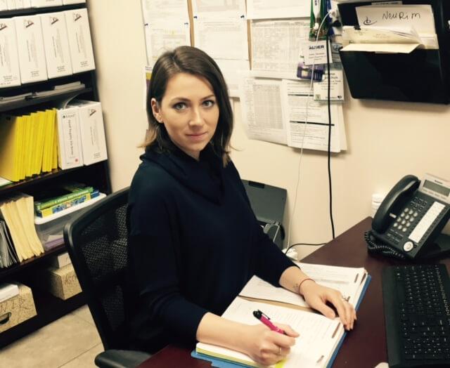 Светлана Нетребчук, координатор клиники. Фото Ната Потемкин