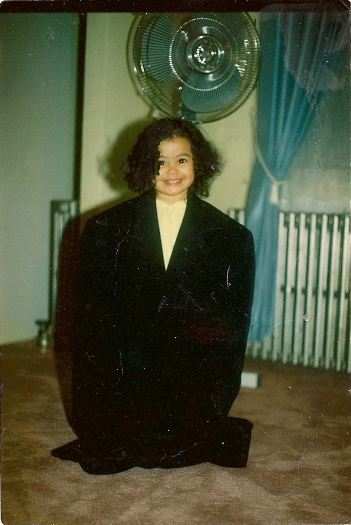 Повзрослевшая дочь Джека Барски Челси. Фото из личного архива Джека Барски