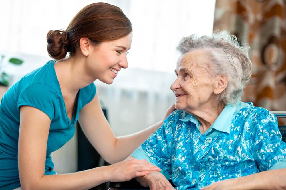вакансия уход за пожилым человеком