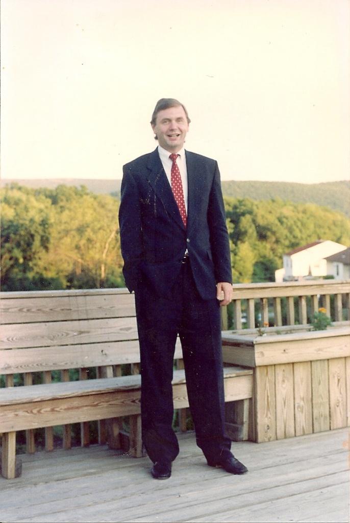 Джек Барски в США. Фото из личного архива Джека Барски