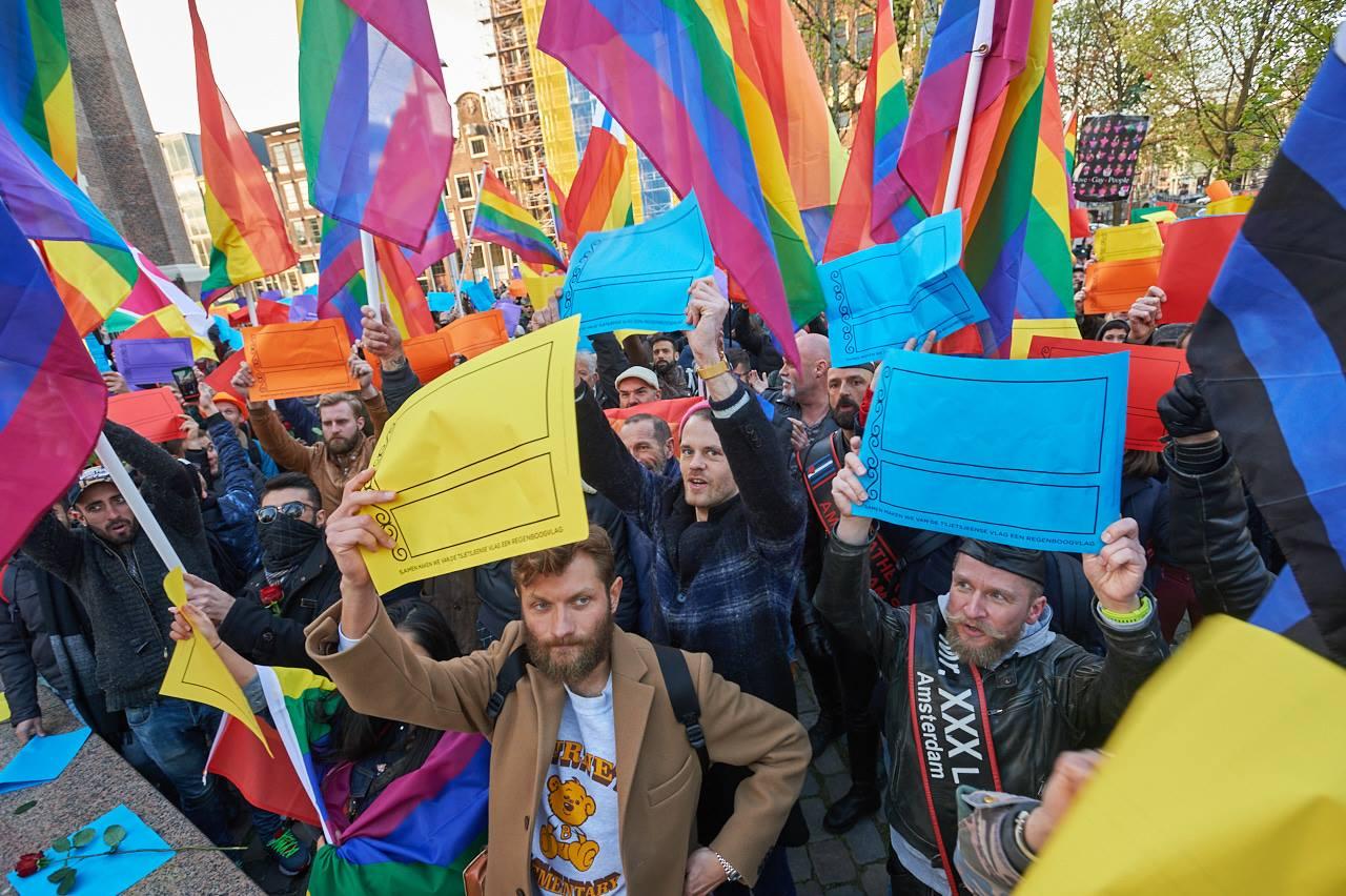 ЕСПЧ признал дискриминационным русский закон озапрете пропаганды нетрадиционных половых отношений