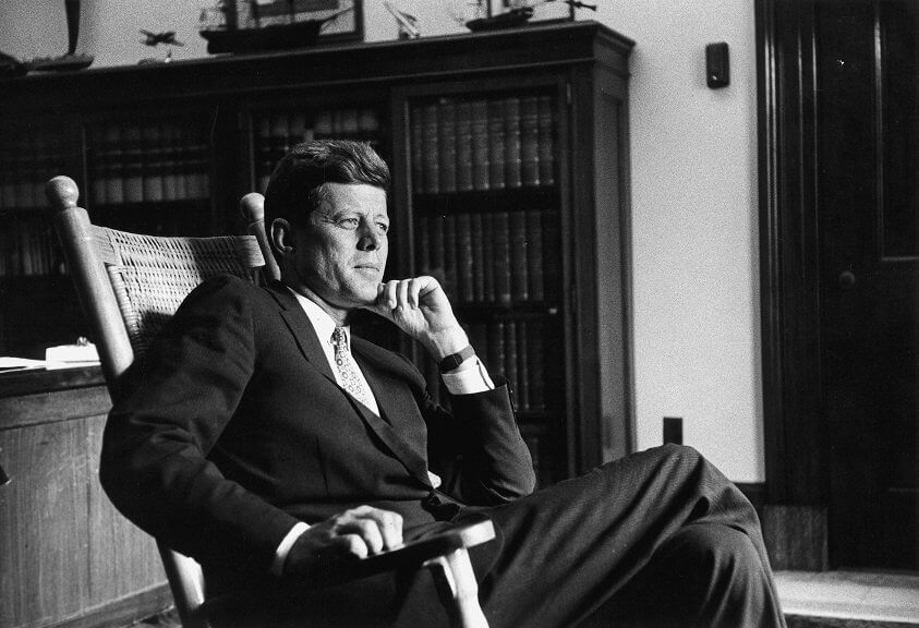 the life and legacy of john f kennedy a president of the united states John f kennedy was the thirty-fifth president of the united states he was the first president to reach for the moon, through the nation's space programs he also was the first president since theodore roosevelt (1858–1919) with whom youth could identify he made the nation see itself with new eyes.