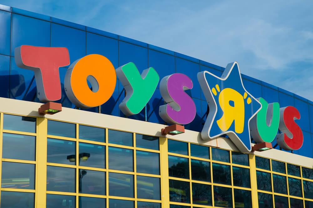 Наибольшая вСША сеть магазинов игрушек объявила обанкротстве