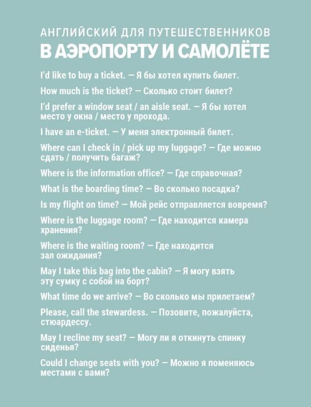фразы для знакомства в английском языке