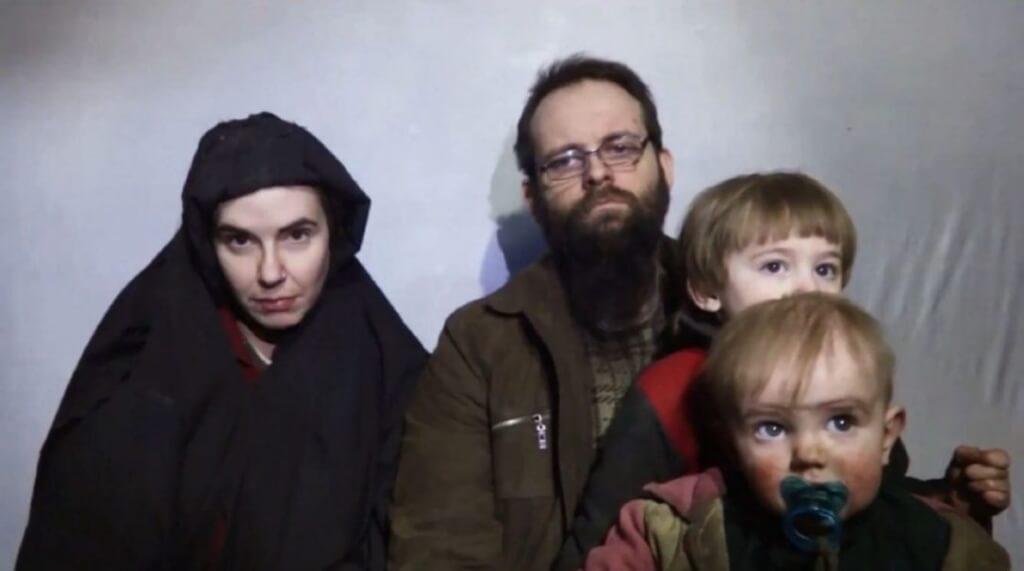 Талибы вПакистане 5 лет удерживали вплену семью изСША