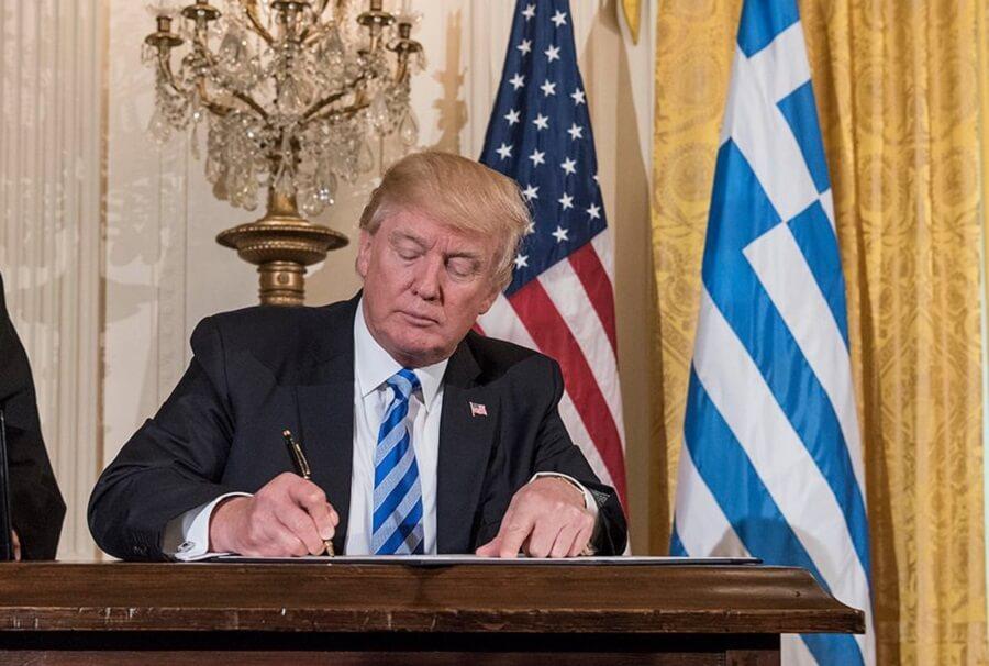 Трамп охарактеризовал людей, приезжающих вСША полотерее грин-карт