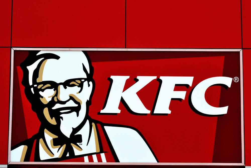 KFC представила палатку для защиты отинтернета