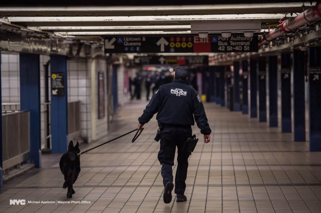 Врайоне транспортной станции вНью-Йорке произошёл взрыв