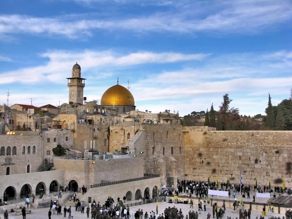 Что решит Трамп поИерусалиму?