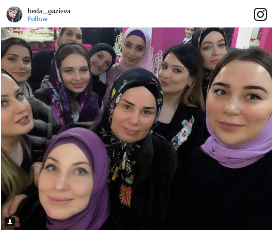 Сбор чеченского секса