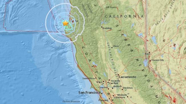 Землетрясение магнитудой 5,6 случилось упобережья Индонезии