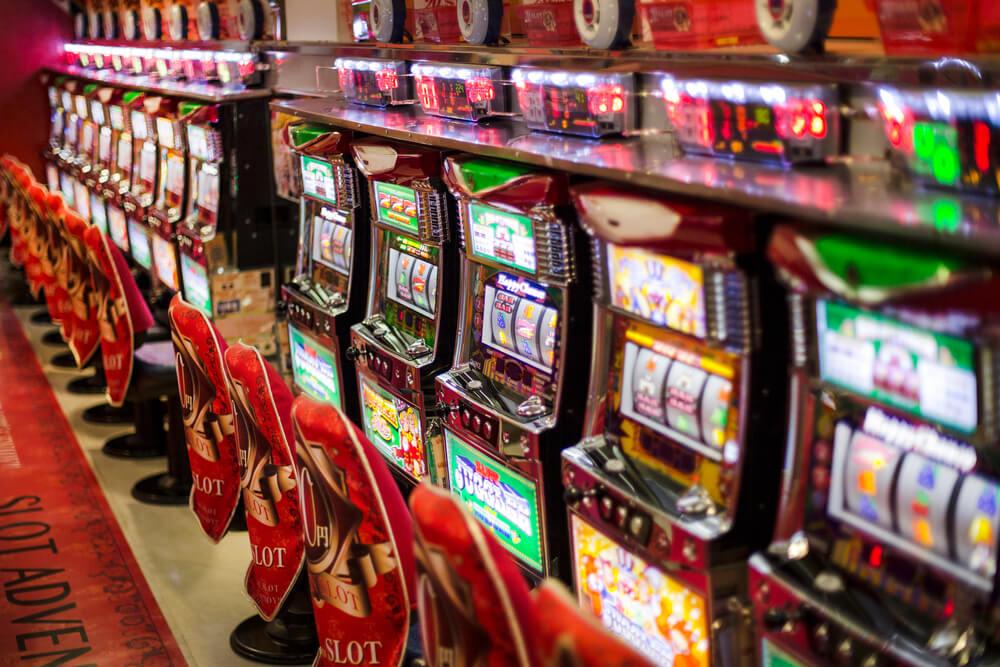 Online slot machine pachinko